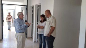 Pampa del Infierno: ultiman detalles para la inauguración de la nueva comisaría