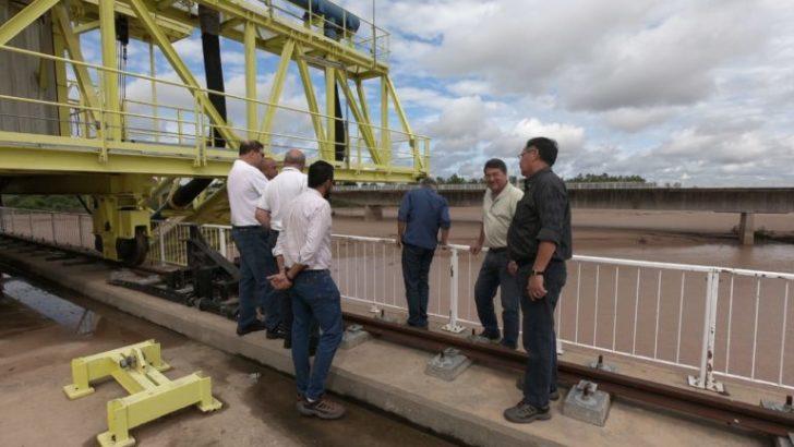 Puerto Lavalle: Sameep avanza para restablecer la provisión de agua cruda a la planta potabilizadora
