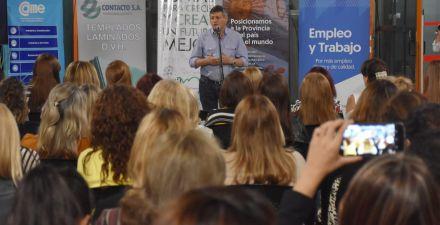Se lanzó el Centro de Desarrollo Económico de la Mujer