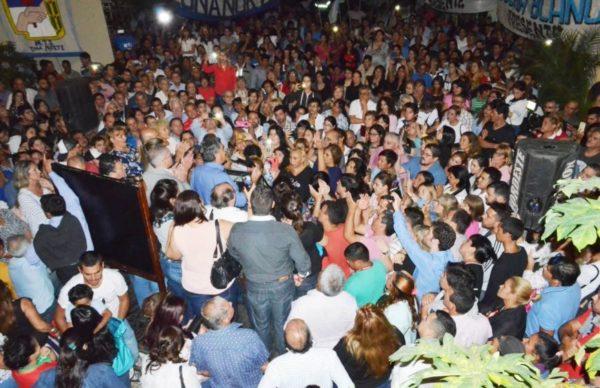 """Capitanich dejó entrever su candidatura a gobernador: """"Voy a estar donde el pueblo quiera que esté"""" 2"""