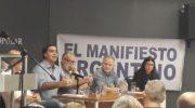 Manifiesto Argentino: exigieron la realización de las PASO