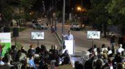 """Capitanich: """"Hemos ejecutado casi el tercio del pavimento en Resistencia"""""""