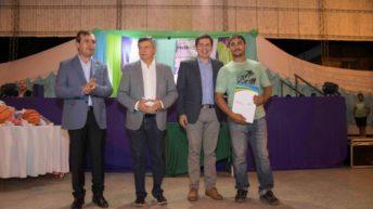 Colonia Benítez: Desarrollo Urbano entregó certificados de RUBH