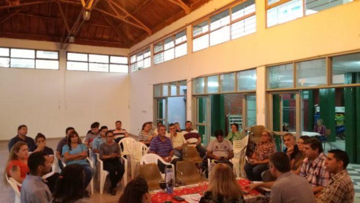 Comisiones vecinales: expusieron los principales programas que impulsa el Municipio