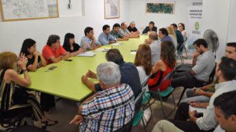 Concejo: Ejecutivo y empresas de colectivos se reunieron para tratar la nueva licitación del sistema