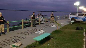 Corrientes: secuestran más de 65 kilos de marihuana en Itatí