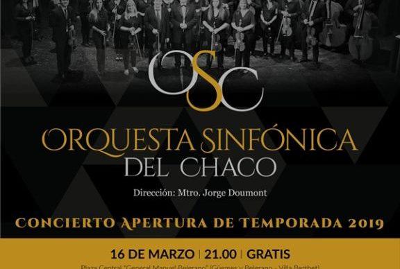 El Ballet Contemporáneo y la Orquesta Sinfónica salen al interior 1
