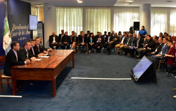 El Consejo Federal de Seguridad Vial se reunió en Chaco