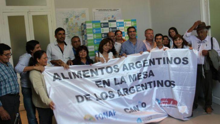El intendente y Cooperativas Agroalimentarias buscan el fortalecimiento del sector