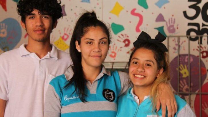 El Poder Legislativo Juvenil se presenta en el colegio Luis Federico Leloir