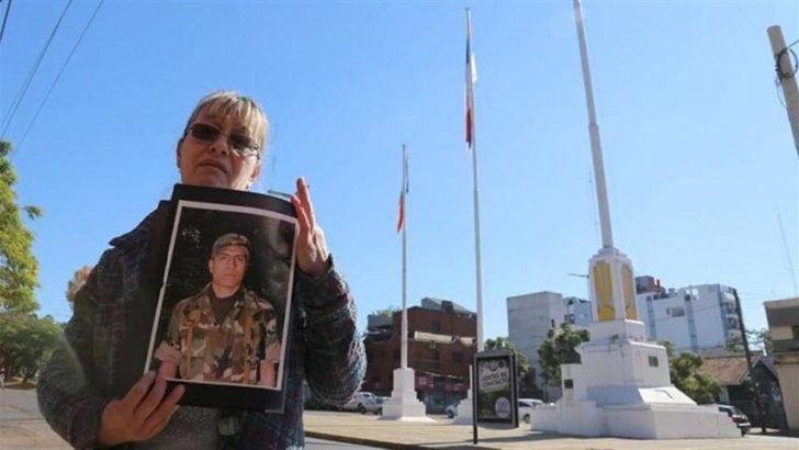 Emplazarán una placa en memoria del soldado chaqueño Mauro Ramírez