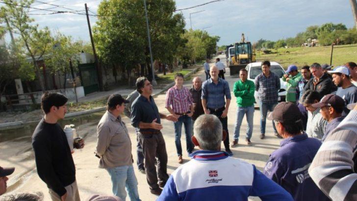 Este viernes se inauguran las obras de pavimento de la calle Rodríguez Peña