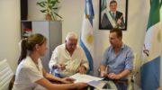 Gancedo: Gobierno y Municipio buscan garantizar la provisión de agua potable