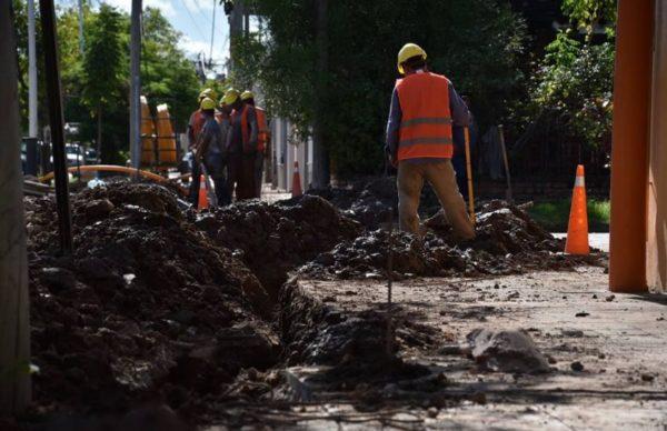 Gas en Sáenz Peña: se iniciaron las primeras instalaciones de redes domiciliarias 1