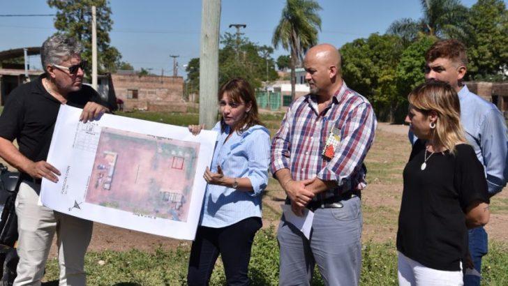 Gobierno y Conin Chaco trabajan para erradicar la desnutrición infantil en el barrio El Timbó