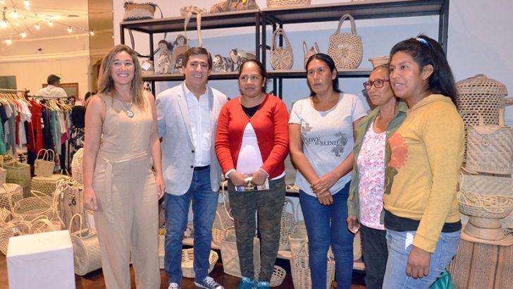 Gustavo Martínez participó del ciclo de charlas Mujer Emprende y del espacio de gastronomía chaqueña