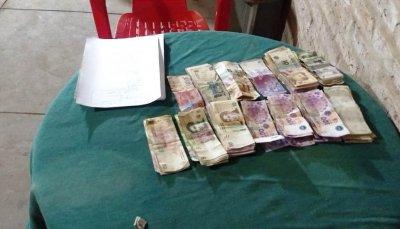 Juego ilegal en Pampa del Infierno: secuestran más de 50 mil pesos