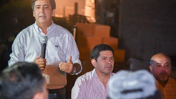 La Rubita: Martínez destacó el trabajo articulado en el ordenamiento dominial