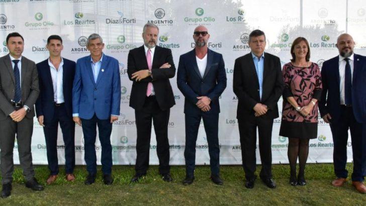 """Marca """"Argentio"""": Domingo Peppo resaltó """"el potencial productivo y logístico de Chaco"""""""