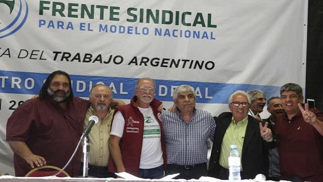 Más allá de la CGT, el Frente Sindical marchará el 4 de abril e irá a un paro