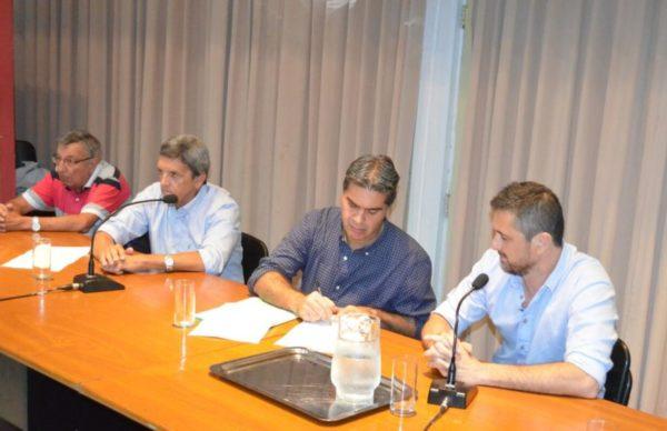 Obras hídricas: se consensuaron 10 puntos básicos para avanzar con el saneamiento del área metropolitana 1