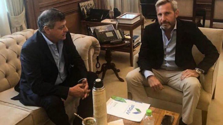 Peppo y Frigerio buscan una solución para cumplir las obligaciones con Cammesa