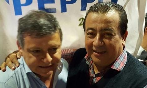 PJ: dirigentes de San Martín apoyan la reelección de Peppo
