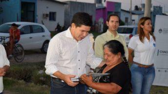 Regularización dominial: 160 familias del barrio Resistiré recibieron su certificado de RUBH