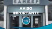 Vedia: Sameep desmiente dichos sobre contaminación de agua