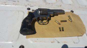 San Martín: disparó contra otro joven y lo detuvieron de inmediato