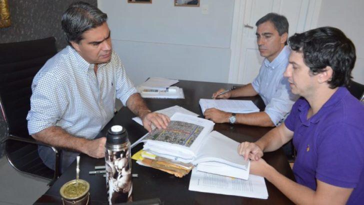 Se adjudicó la obra de pavimentación de la avenida Edison desde Urquiza hasta Cocomarola