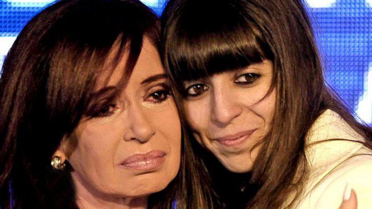 Volvió Cristina