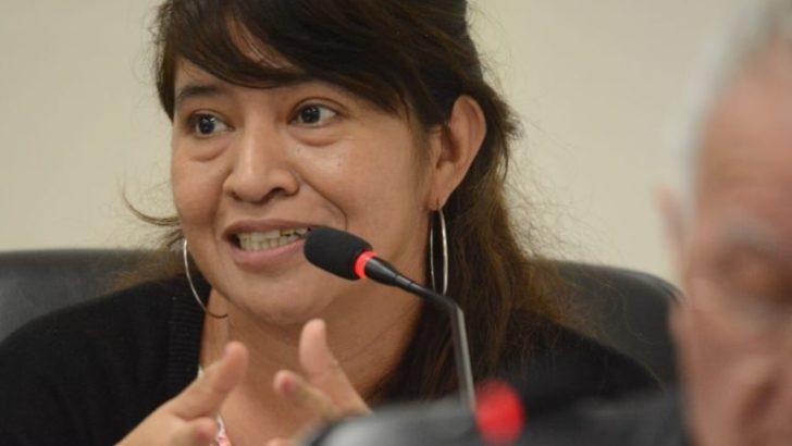 Andrea Charole: «Hemos luchado para que el Estado reconozca a nuestros Pueblos Originarios»