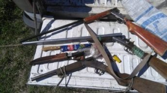 Basail: dos ciudadanos demorados por cazar sin autorización