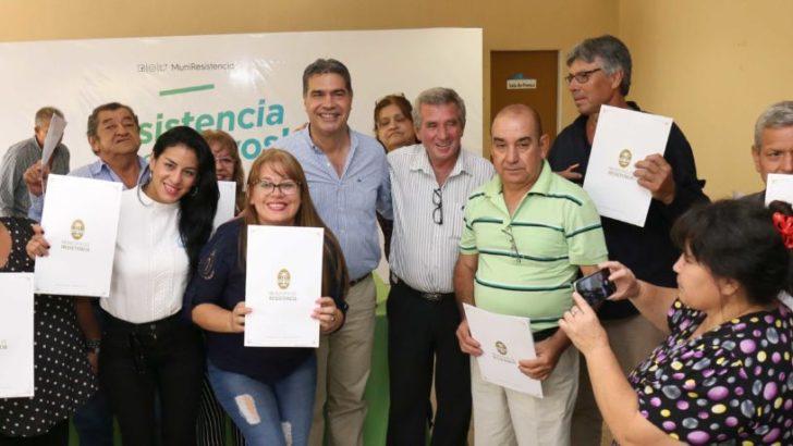 Regularización dominial: el objetivo del municipio es alcanzar los 1.200 títulos en cuatro años