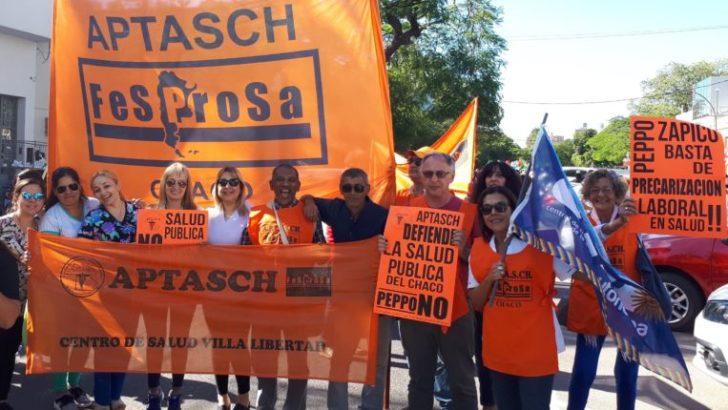 Salud pública: Aptasch vuelve al paro por 48 horas