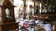 Atentados en Sri Lanka: apuntan a grupo yihadista local con «apoyo terrorista internacional»