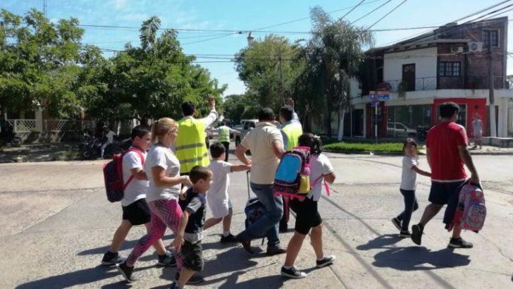 """Continúa el programa """"Pena Sustitutiva para Infractores"""" en escuelas de la ciudad"""