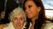 Cristina viajó a Cuba para ver a Florencia, tras el fallecimiento de su madre