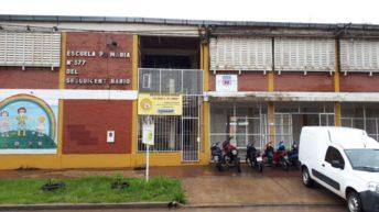 Educación: se activó el protocolo de emergencia y contención de evacuados