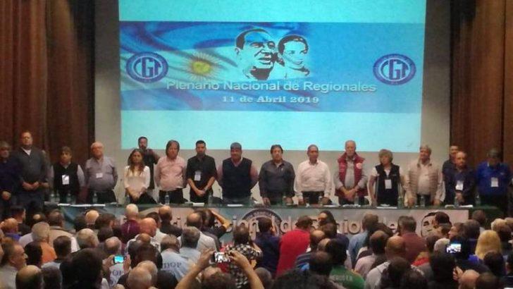 El Frente Sindical y las CTA anunciaron un paro general para el 30 de abril