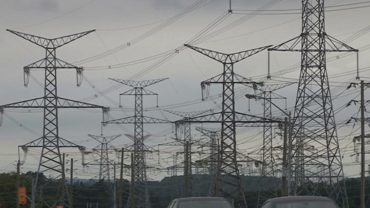 Energía eléctrica: la demanda cayó 9,6%