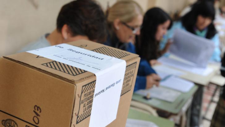 Entre Ríos elige candidatos en las PASO