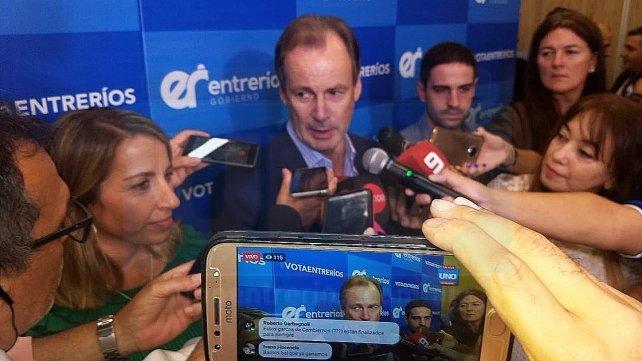 Entre Ríos: en las PASO, el peronismo unido le sacó más de 20 puntos a Cambiemos