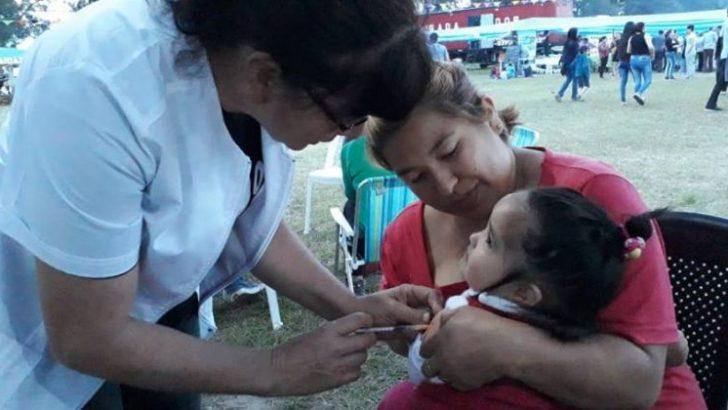 Epidemia mundial de sarampión: Salud incentiva la vacunación como medida efectiva