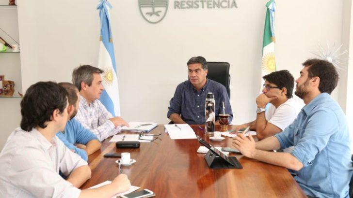 """""""Estaremos concluyendo y avanzando en quince frentes de obra en toda Resistencia"""","""