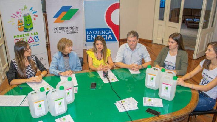 """Instituciones educativas se suman a la campaña """"Ponete las pilas"""""""