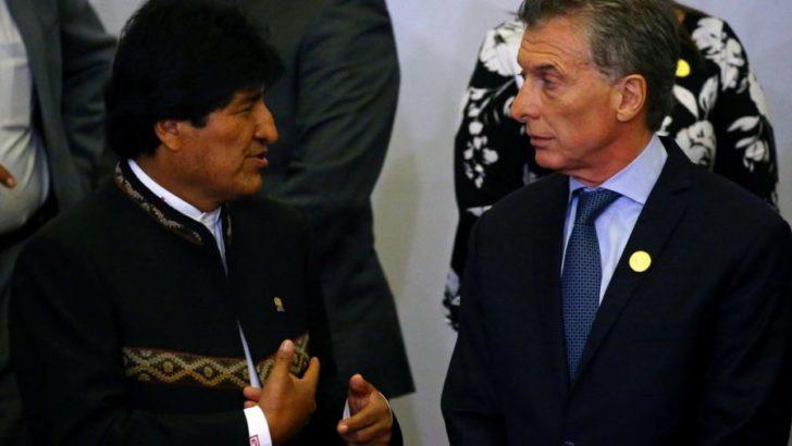 Llega Evo Morales con una agenda que incluye el gas, la salud y Venezuela