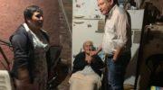 Lluvias: Peppo recorrió barrios y comienzan los operativos de asistencia