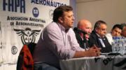 Los pilotos de líneas aéreas se sumaron al paro del 30 de abril